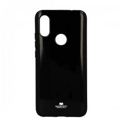 Kryt Mercury Jelly pre Xiaomi Mi 8 čierny.
