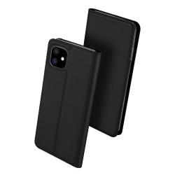 Puzdro DUX DUCIS Skin Pro pre iPhone 11 Pro Max čierne.