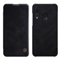 Puzdro Nillkin Qin pre Huawei Nova 4 čierne.