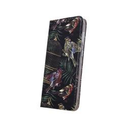 Puzdro Trendy Sparrow pre Huawei P30 Lite vzor vtáky.
