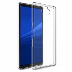 Kryt tenký 0,5mm pre Sony Xperia XA3 Ultra priehľadný.