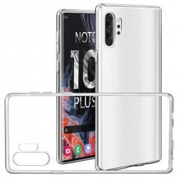 Kryt tenký 0.3mm pre Samsung N975 Galaxy Note 10 Plus priehľadný.