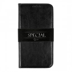 Puzdro Special pre Xiaomi Mi A3 čierne.