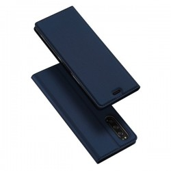Puzdro DUX Ducis Skin pre Sony Xperia 5 modré.