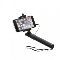 Univerzálna selfie tyč combo čierna.