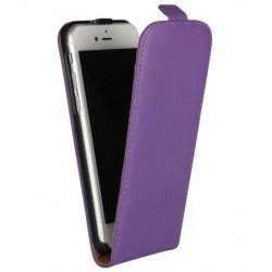 Puzdro Flip Vertical pre Huawei P30 Lite fialové .