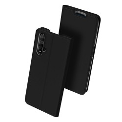 Puzdro DUX DUCIS Skin Pro pre Huawei Nova 5T čierne.
