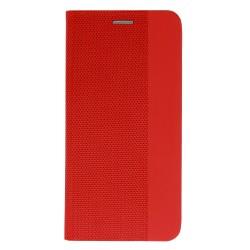 Puzdro Sensitive pre Samsung G980 Galaxy S20 červené.