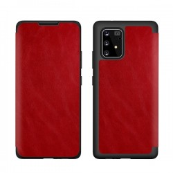 Puzdro pre Huawei P40 Pro červené.