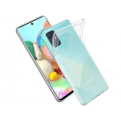 Kryt Perfekt 2 mm pre Samsung A315 Galaxy A31 priehľadný.