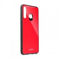 Kryt Glass pre Samsung A202 Galaxy A20e červený.