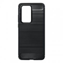 Kryt Carbon pre Huawei P40 Pro čierny.