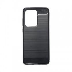 Kryt Carbon pre Samsung Galaxy S20 Ultra čierny.