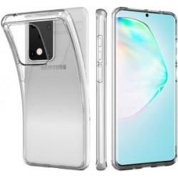Kryt Perfekt 2mm pre Samsung Galaxy S20 Ultra priehľadný.