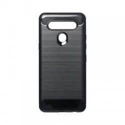Kryt Carbon pre LG K41s čierny.