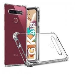 Kryt Perfekt 2 mm pre LG K41s priehľadný.