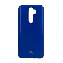 Kryt Mercury Jelly pre Xiaomi Redmi Note 8 Pro modrý.