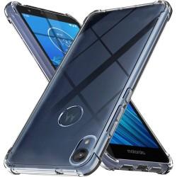 Kryt tenký 0.3mm pre Motorola Moto E6 priehľadný.