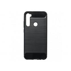 Kryt Carbon pre Xiaomi Redmi Note 8 čierny.