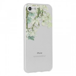 Kryt Floral pre Xiaomi Redmi Note 8 Jasmine.