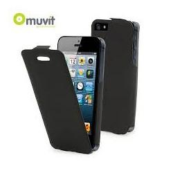 Obal Muvit iFlip pre Iphone 5c čierny