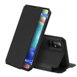 Puzdro Dux Ducis Skin X pre Samsung Galaxy A71 5G čierne.
