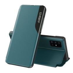 Puzdro pre Samsung Galaxy Note 20 Ultra tmavozelené.