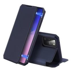Puzdro Dux Ducis Skin X pre Samsung Galaxy S10 Lite modré.