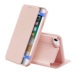 Puzdro Dux Ducis Skin X pre iPhone SE (2020)/iPhone7/8 ružové.