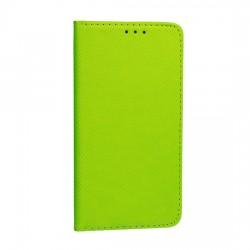 Puzdro Smart Magnet pre LG G7 ThinQ limetkové .