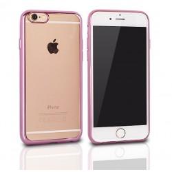 Piesvitný kryt pre HTC Desire ružový