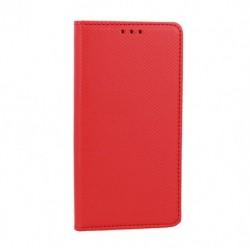 Puzdro Smart Magnet pre Samsung A525 Galaxy A52 červené.