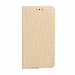 Puzdro Smart Magnet pre Samsung Galaxy Note 20 5G zlaté.