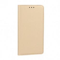 Puzdro Smart Magnet pre Samsung Galaxy A02s zlaté.