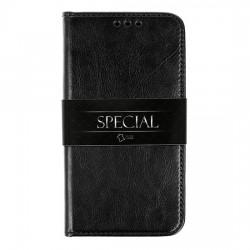 Puzdro Special Book pre Huawei P30 Lité čierne.