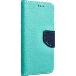 Puzdro Fancy pre Samsung Galaxy A72 5G mätovo-modré.
