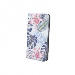 Puzdro Trendy Spring Flowers pre Samsung Galaxy A02s vzor 3.