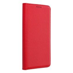 Puzdro Smart Magnet pre Xiaomi Mi Note 10 Lite červené.