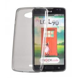 Zadný kryt BACK CASE ultra slim 0,3mm pre Samsung G935 Galaxy S7 Edge čierny