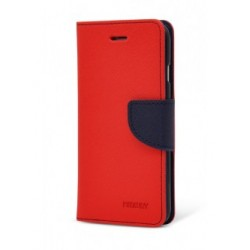 Puzdro pre Iphone 4g red-navy