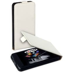 Puzdro Leather Case Plus pre Huawei Y530 čierne