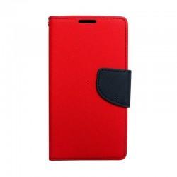 Knižkové puzdro Fancy pre Samsung G965 Galaxy S9 Plus červeno-modré.