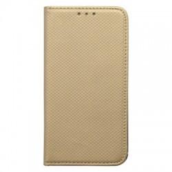 Knižkové puzdro Smart pre Huawei P20 zlaté.