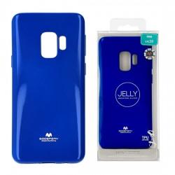 Zadný kryt Mercury Jelly pre Samsung G960 Galaxy S9 modrý.