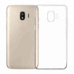 Kryt tenký 0,3mm pre Samsung J400 Galaxy J4 (2018) priehľadný.