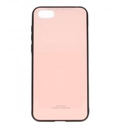 Kryt Glass pre Huawei Y5 2018 ružový.