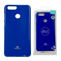 Kryt Mercury Jelly pre Huawei Honor 7X modrý.